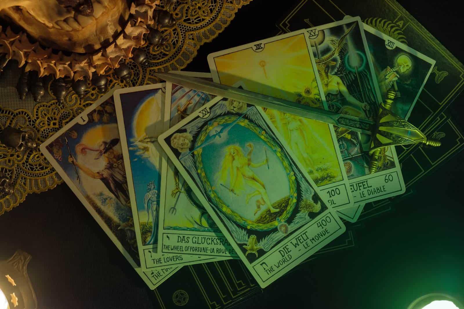 Astrologija tarot centar